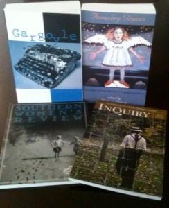 Montage of Recent Publications